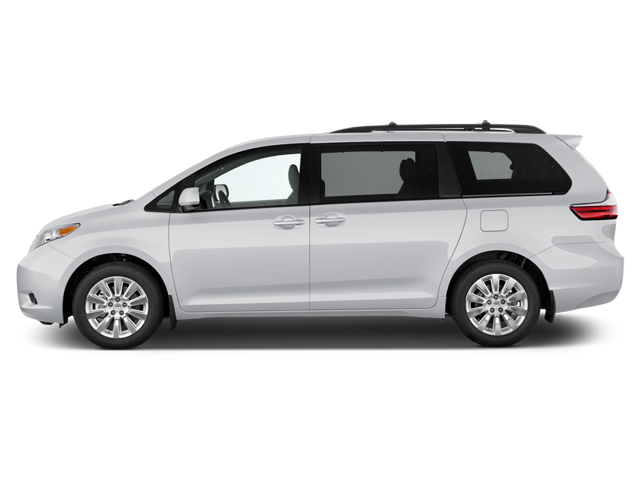 Manufacturer promotion: 2017 Toyota Sienna LE V6 8-Pass 6A