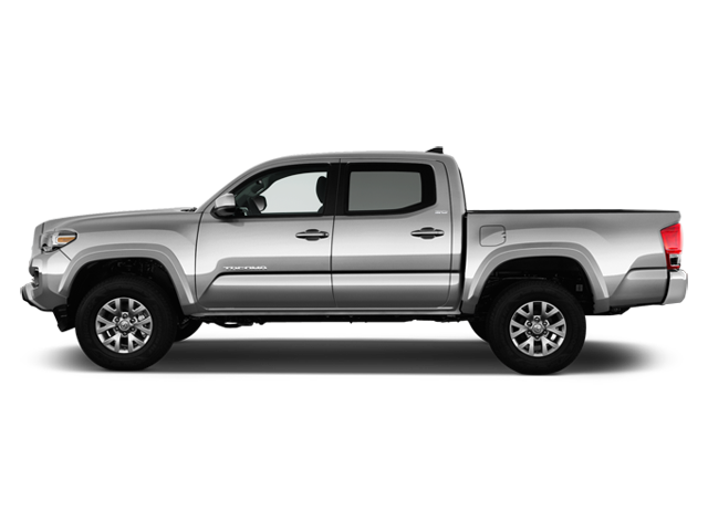 Lease a 2017 Toyota Tacoma 4x4 Double Cab V6 for $486 per month at 4.84%