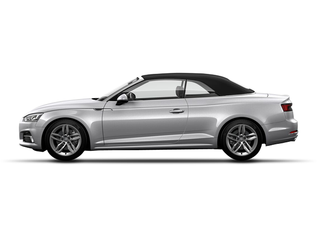 Finance the 2018 Audi A5 Cabriolet models from 3.9%