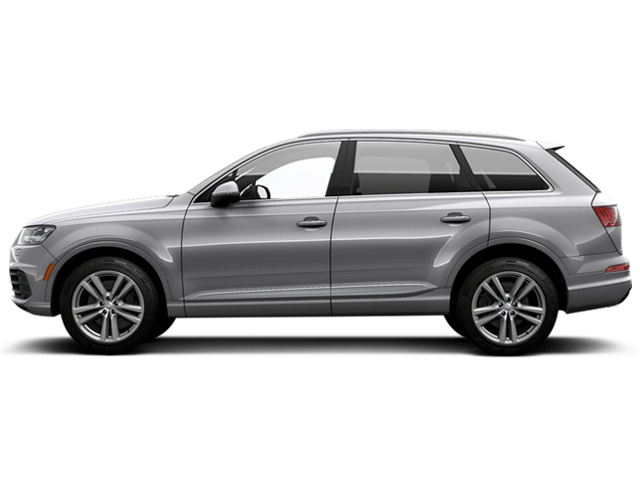 Lease the 2018 Audi Q7 models from 3.9%