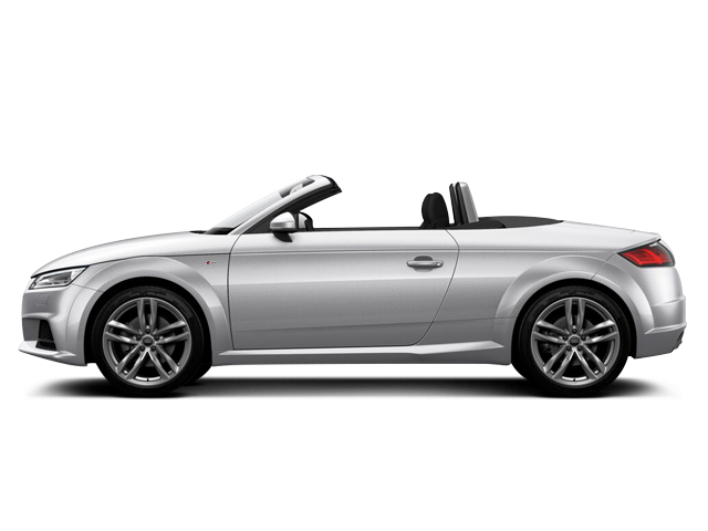 Lease the 2018 Audi TT Roadster from 3.9%