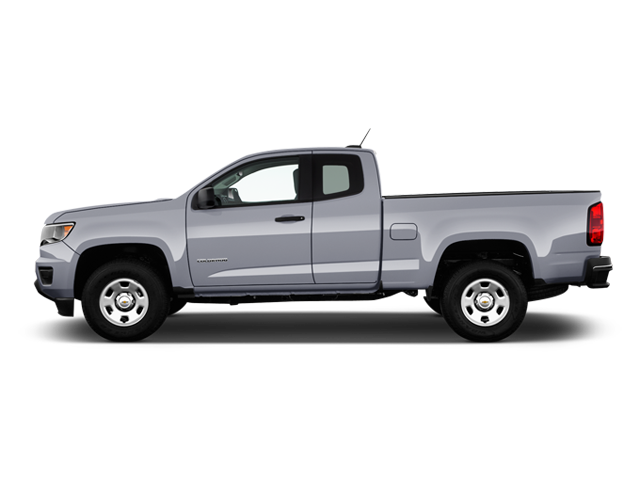 2018 Chevrolet Colorado 4WD Extended Cab Long Box