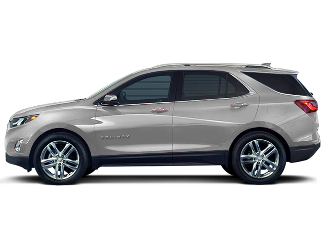 Lease the 2018 Chevrolet Equinox for $65 per week