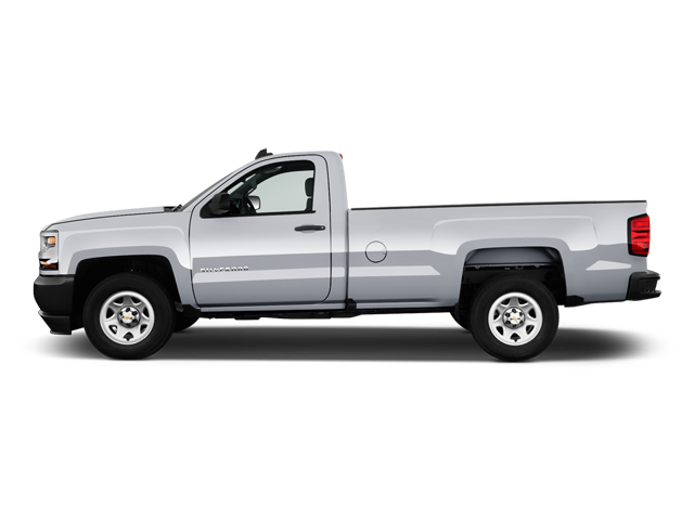 2018 Chevrolet Silverado 1500 4WD Regular Cab Standard Box