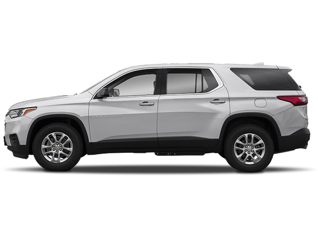 Lease the 2018 Traverse FWD LS from $95 weekly at 1.5%
