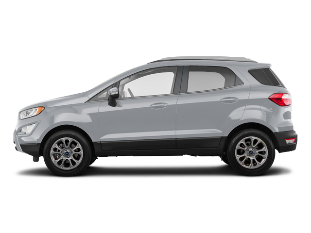 Get $2,546 in total price adjustments on the 2018 EcoSport Titanium