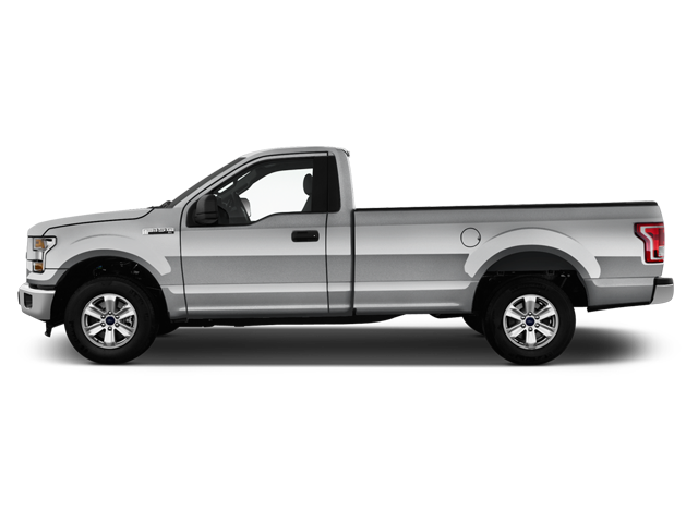 2018 Ford F-150 4x4 Regular Cab Long Bed