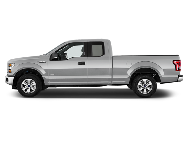 2018 Ford F-150 4x2 Super Cab Long Bed