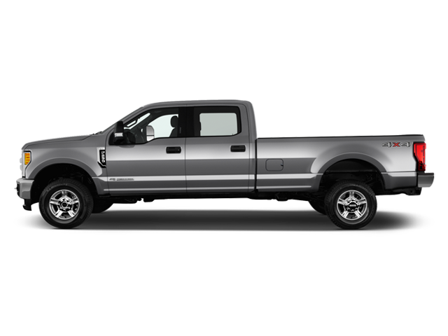 2018 Ford F-250 Super Duty 4x4 Crew Cab Long Bed