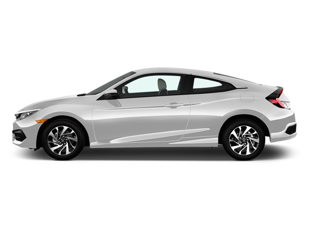 Lease a 2018 Honda Civic Coupe LX from 0.99% for 48 months