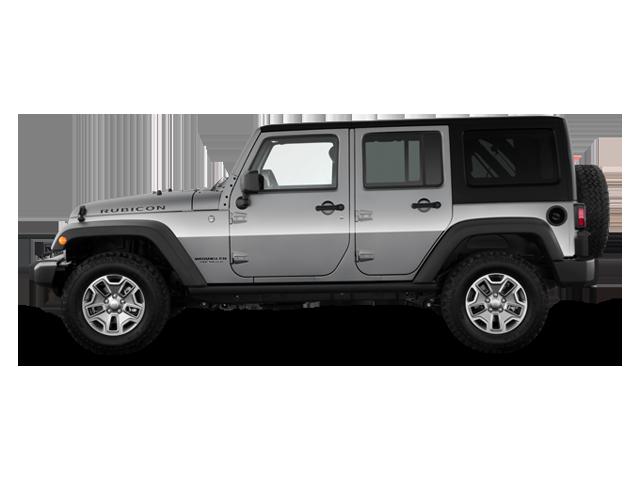 Jeep Wrangler Tout Nouveau Unlimited 2018