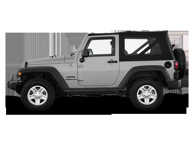 Jeep Wrangler Tout Nouveau 2018