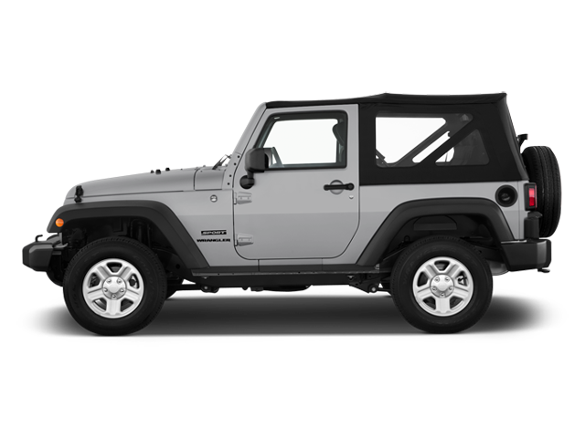 Finance the 2018 Wrangler JK Sport for $83 weekly at 4.79%