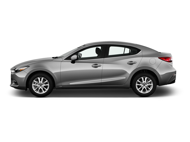 Lease the 2018 Mazda 3 GS for $119 bi-weekly at 1%