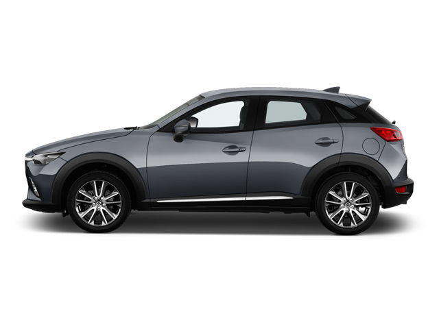 Lease the 2018 Mazda CX-3 GS AWD for $129 bi-weekly at 1.50%