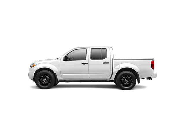 Lease the 2018 Frontier Crew Cab Midnight edition from $89 weekly