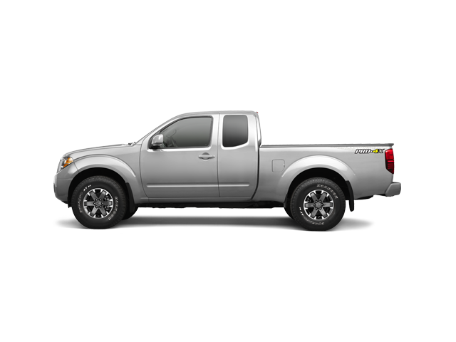 2018 Nissan Frontier 4WD King Cab