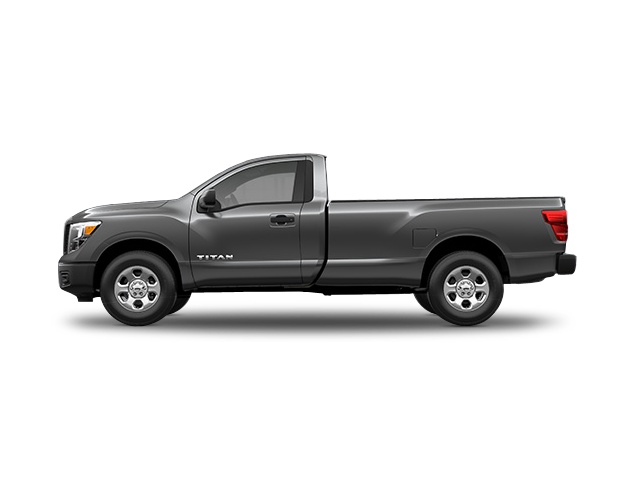 2018 Nissan Titan 4x4 Single cab
