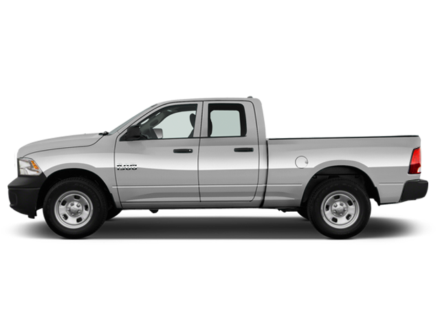 Ram 1500 4x2 Cabine Quad 2018