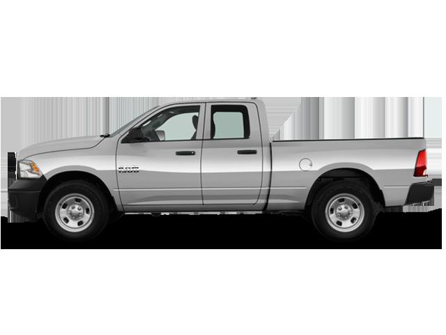 Ram 1500 4x4 Cabine Quad 2018