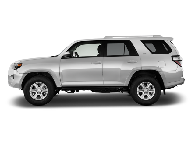 Lease the 2018 Toyota 4Runner for $584 per month at 4.69%