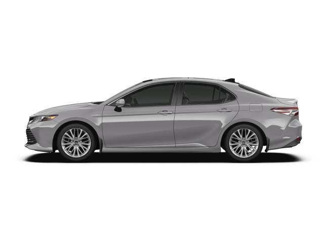 Lease the 2018 Toyota Camry Hybrid XLE from 0.99%