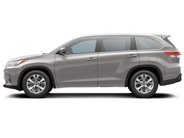 Manufacturer Promotion: 2018 Toyota Highlander Limited AWD