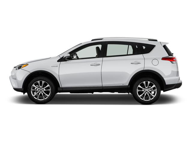 Manufacturer Promotion: 2018 Toyota RAV4 Hybrid SE AWD