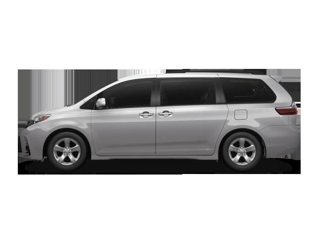 Manufacturer promotion: 2019 Toyota Sienna SE V6 8-PASS