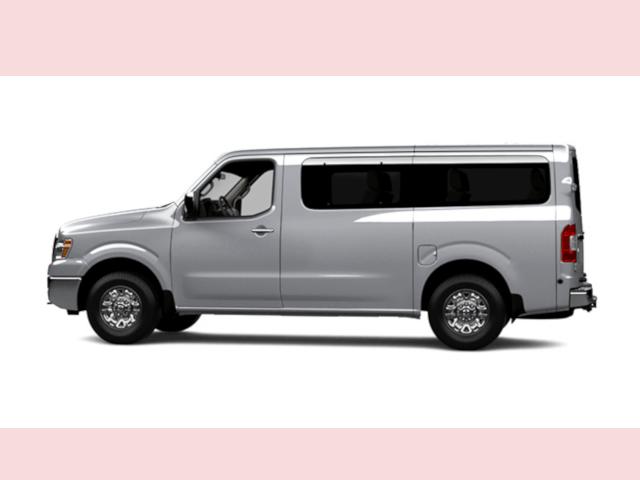 2019 Nissan NV Passenger 3500