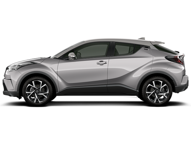 Manufacturer Promotion: 2019 Toyota C-HR with limited package