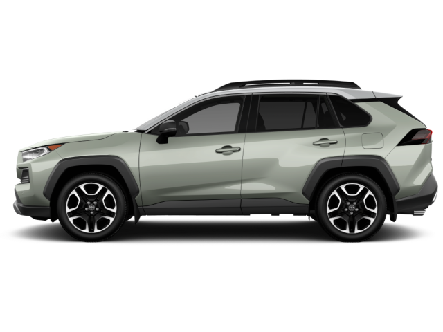 Manufacturer Promotion: 2019 Toyota RAV4 AWD Trail