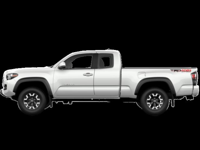 2020 Toyota Tacoma 4x4 Access Cab
