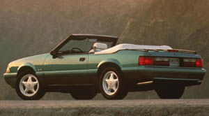 1992 ford mustang | specifications car specs | auto123
