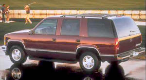 Tahoe 2WD 4-dr