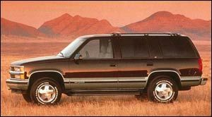 Tahoe 4WD 4-dr