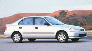 1998 Honda Civic | Specifications - Car Specs | Auto123