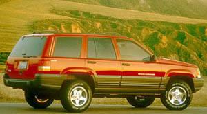 Grand Cherokee 2WD