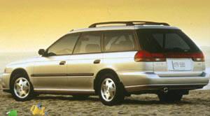 Legacy Wagon