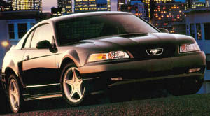 ford mustang 1999 fiche technique auto123. Black Bedroom Furniture Sets. Home Design Ideas