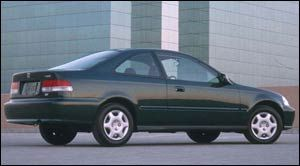 Civic 2-dr
