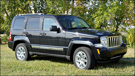 2008 jeep liberty limited review editor 39 s review car. Black Bedroom Furniture Sets. Home Design Ideas