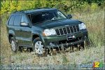 2008 Jeep Grand Cherokee Laredo CRD Review