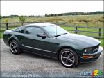 2008 Ford Mustang Bullitt Review