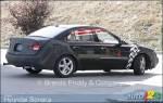 2008 Hyundai Sonata spied!