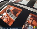 Spyker to produce the D12 Peking-to-Paris SUV
