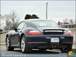 2008 Porsche Cayman S Review