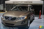 Volvo XC60's City Safety minimizes collision risks (video)