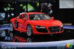 Audi's Sportback Concept and R8 V10 light up the NAIAS stage