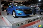Honda shows Insight to Montreal crowds